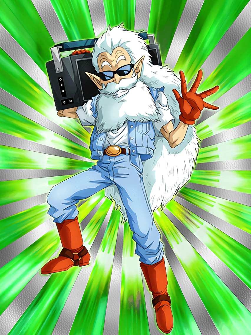 Big Name in the Otherworld Grand Kai (TEQ)