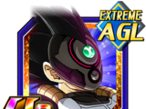 Power-Up Through the Mask Black Masked Saiyan
