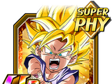 Battle to Become the Strongest Super Saiyan Goku (GT)