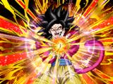 Ultimate Super Saiyan Super Saiyan 4 Goku