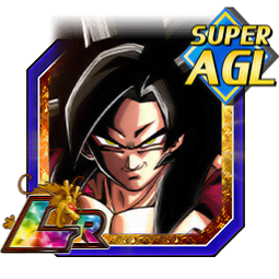 Apex of Supreme Saiyan Power Super Saiyan 4 Goku