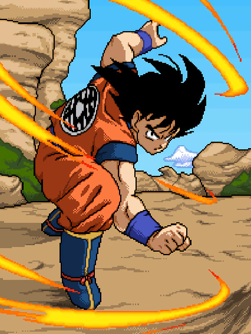 All-Out Clash! Goku (Dokkan Butoden)