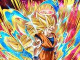 Astounding Transformation Super Saiyan 3 Goku (Angel)