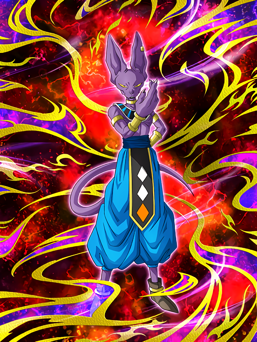 God of Destruction's Ultimatum Beerus
