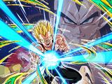Battle to Reach the Top Super Saiyan Vegeta (GT)