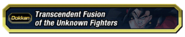 Transcendent Fusion of the Unknown Fighters