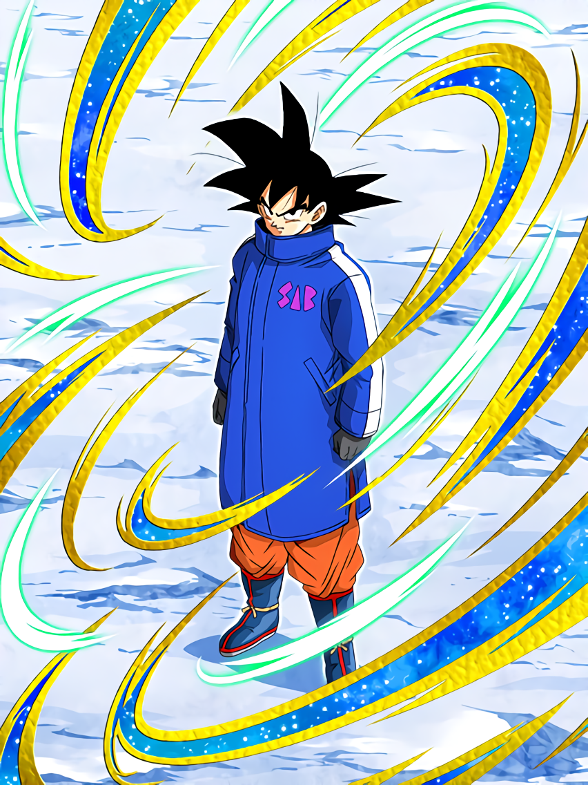 Low-Class Warrior Exiled to Earth Goku