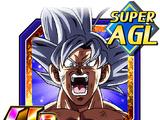 Summit of the Divine Realm Goku (Ultra Instinct)