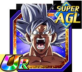 Summit Of The Divine Realm Goku Ultra Instinct Dragon Ball Z Dokkan Battle Wiki Fandom