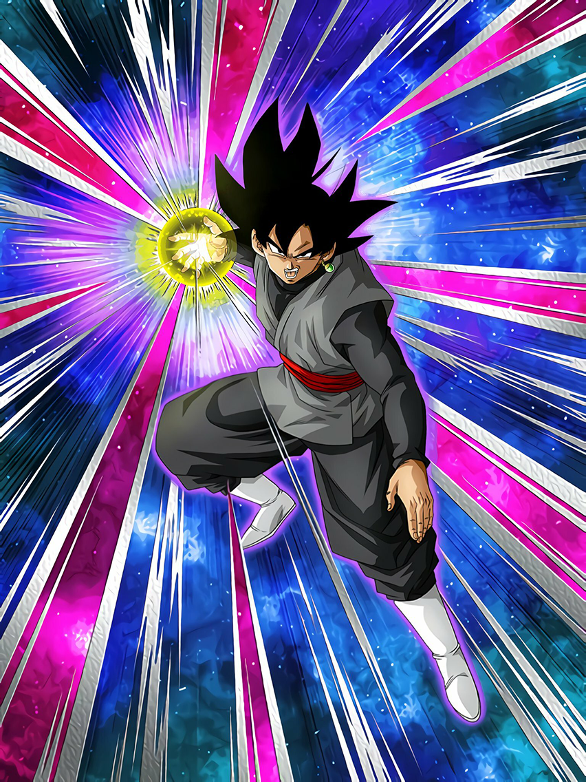 Warning From the Future Goku Black