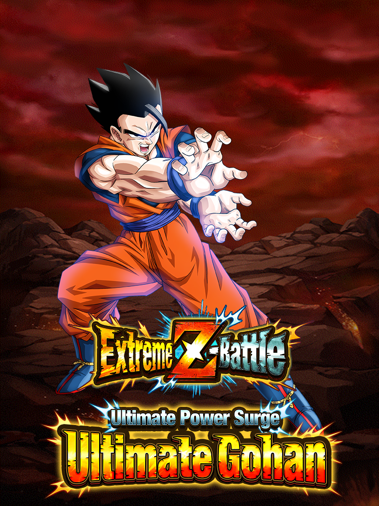 Extreme Z-Battle: Ultimate Power Surge Ultimate Gohan