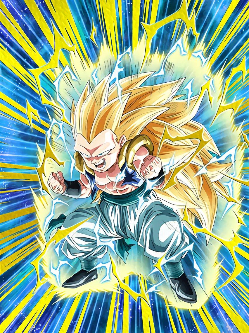 Special Transformation Super Saiyan 3 Gotenks