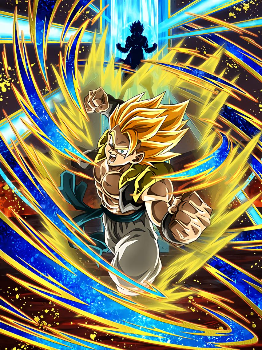 Transcendent Fusion Super Saiyan Gogeta