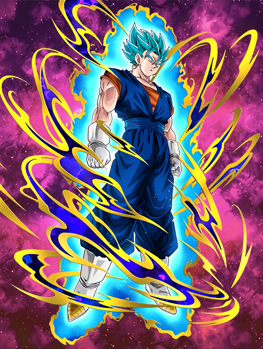 Miraculous Re-Fusion Super Saiyan God SS Vegito
