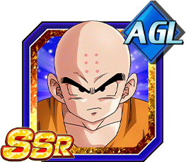 Efforts in Battle Krillin