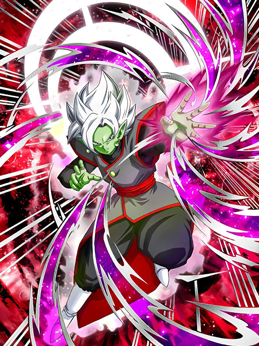 Bringer of Light Fusion Zamasu