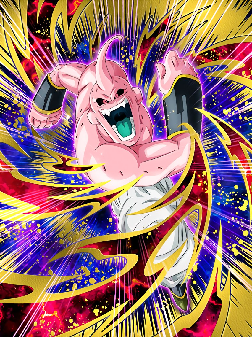 Destruction Descending Buu (Super)