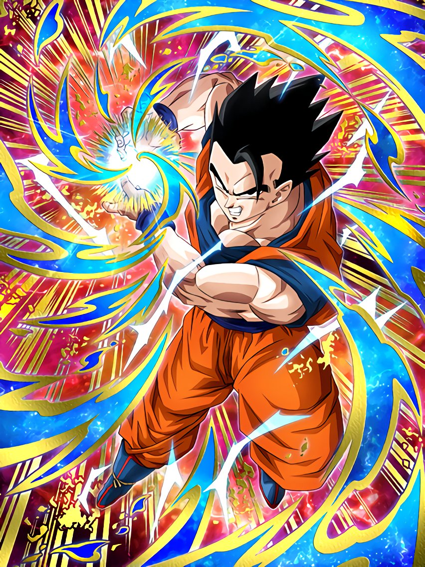 Perfected Strength Ultimate Gohan