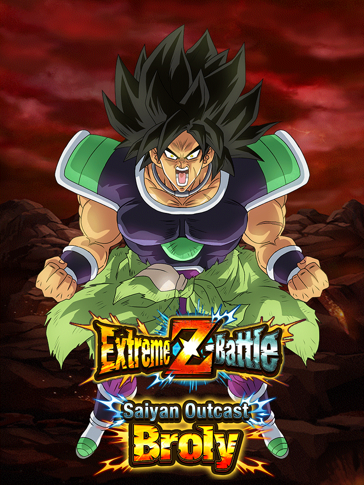 Extreme Z-Battle: Saiyan Outcast Broly