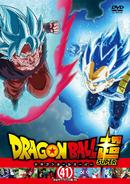SSBKK Goku & SSBE Vegeta