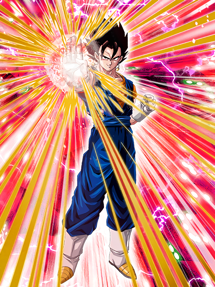 Fusion Fighter's Attack Vegito