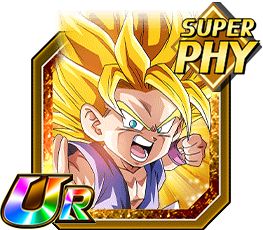 Dynamic Flash Super Saiyan 2 Goku (GT)