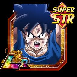 Thousandfold Plea Goku