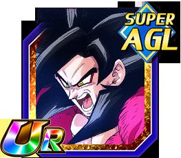 No Holds Barred Super Saiyan 4 Goku