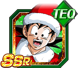Important Task on Christmas Eve Goku (Santa)