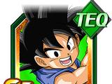 Undying Superpower Goku (GT)