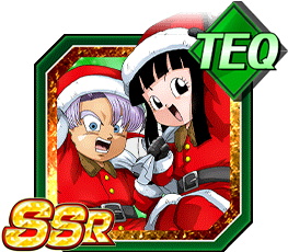 Christmas Eve Gifts Trunks (Kid) & Mai