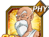 Wisdom of an Old Man With a Turtle Shell Master Roshi