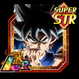Sign of a Turnaround Goku (Ultra Instinct -Sign-)