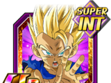 Promise With Master Super Saiyan Cabba