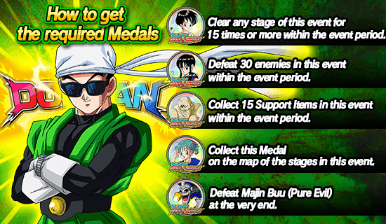 Go Forth! Hero of Justice (6 Events)