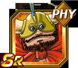 Ruler of Fry-Pan Mountain Ox King