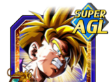 Awakened True Power Super Saiyan Gohan (Youth)