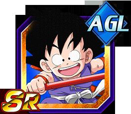 The Adventure Begins Goku (Youth)