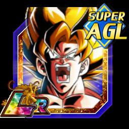 Miracle-Making Super Saiyan Super Saiyan Goku