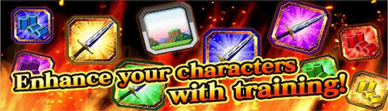 Items: Training Items