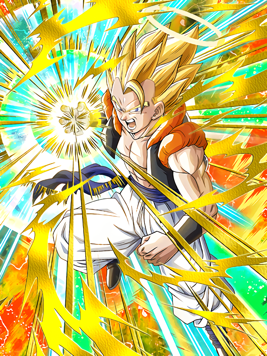 The Supreme Warrior Super Gogeta
