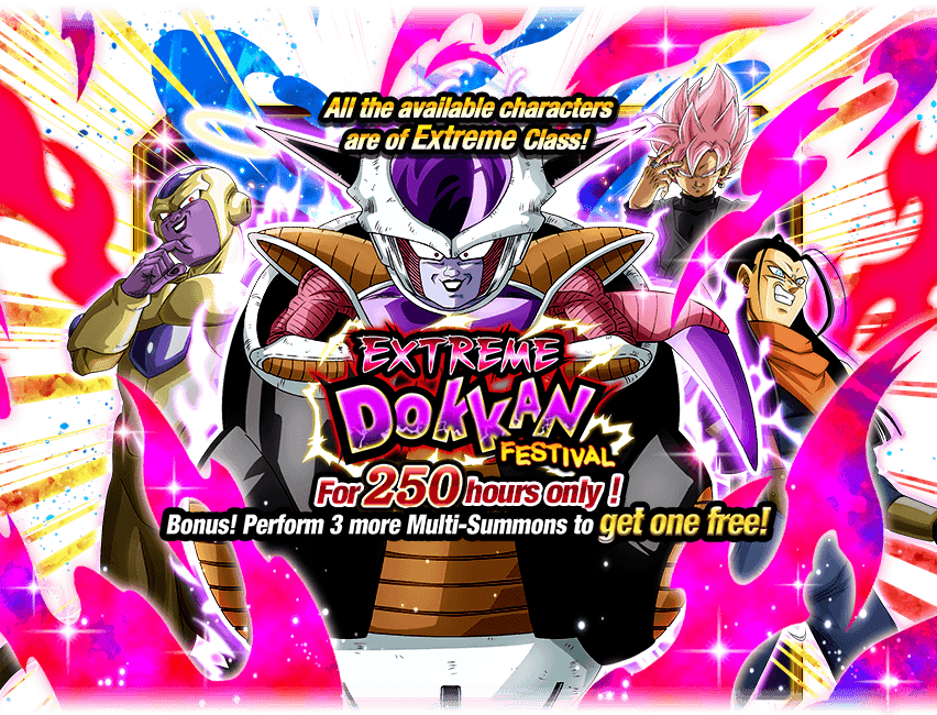 Extreme Dokkan Festival: Frieza (1st Form)