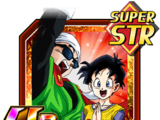 Outstanding Performance Great Saiyaman & Videl
