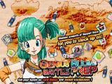 The Genius Bulma's Battle Prep