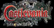 Castlevania arcade logo
