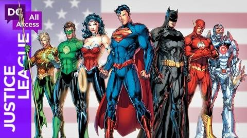 Every Justice League Member Ever