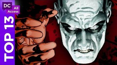 Top 13 Undead DC Characters