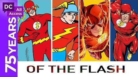75 YEARS, 75 FLASHES
