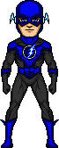 Blue Lantern Flash by BAILEY2088
