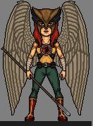 Hawkgirl by treforable da6wdc8